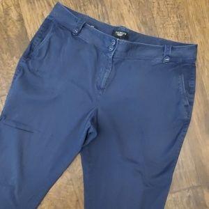 Talbots Signature Crop Pants Size 16p